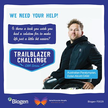 Join the Trailblazer Challenge