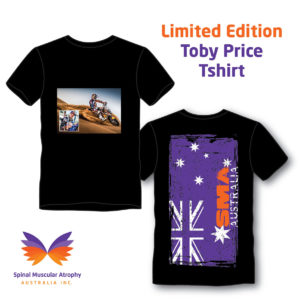 Limited Edition Toby Price T-shirt