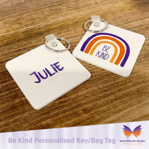 SMA Be Kind Key/Bag Tag