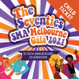 SMA Gala 2021 CHILD Ticket