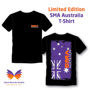 Limited Edition SMA Australia T-Shirt
