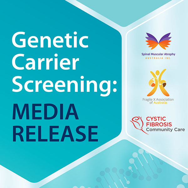 Genetic Carrier Screening Media Release