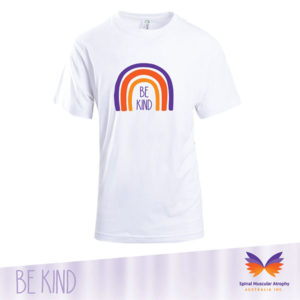 SMA Be Kind Rainbow Kids T-shirt