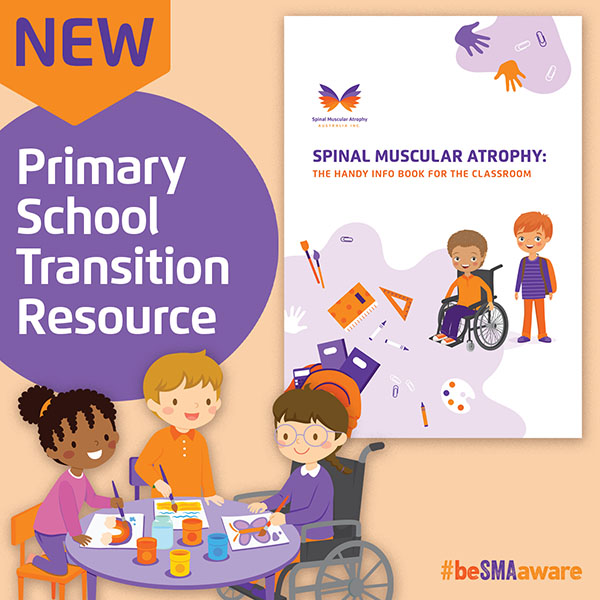 SMA Primary School Transition Resource